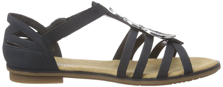 64296, Womens Gladiator Sandals Rieker