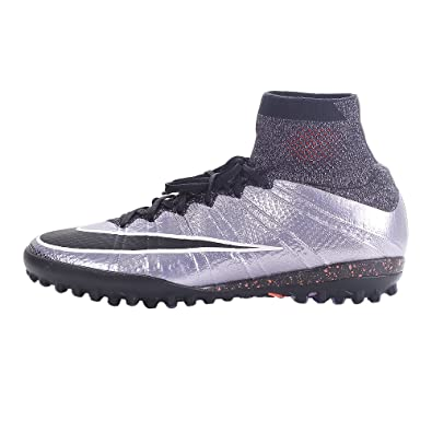 d6070f440 Image Unavailable. Image not available for. Color  Nike MercurialX Proximo  Mens Tf Urban Lilac Black-Bright Mango ...