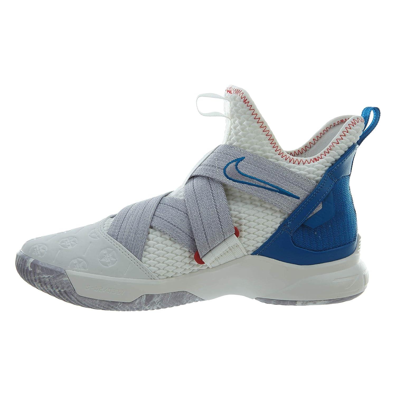 buy popular 37f12 4636d Nike Lebron Soldier XII Men's Sneakers AO2609-101: Amazon.ca ...