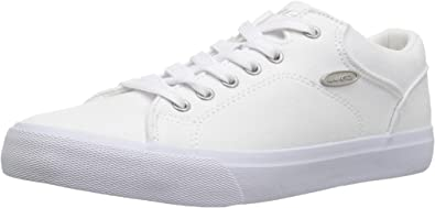 Womens Lugz Seabrook  Casual Skate  Sneakers White