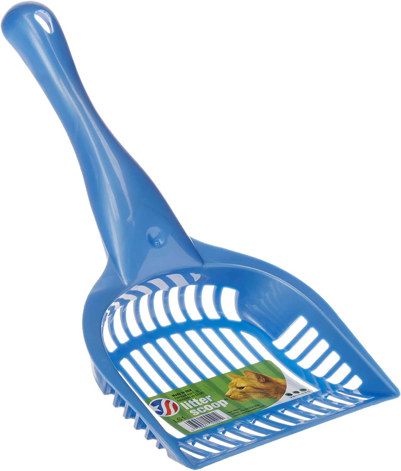 Cats Litter Scoop Giant High Polished Finish Van Ness 4 Pack