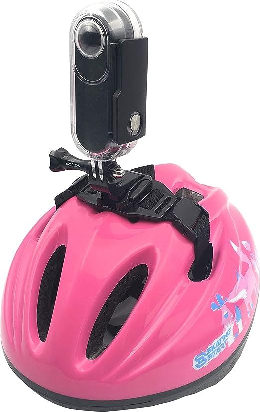 Adaptador de montaje Correa de casco con ventilación Original Cinturón para GoPro Hero Sport parte de la Cámara