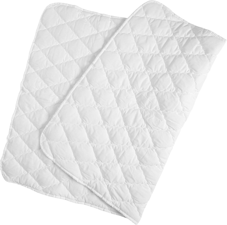 PatiChou Couette douce et chaude dhiver tissu 100/% coton /Öko-Tex pour lit ou berceau b/éb/é 80x80 cm