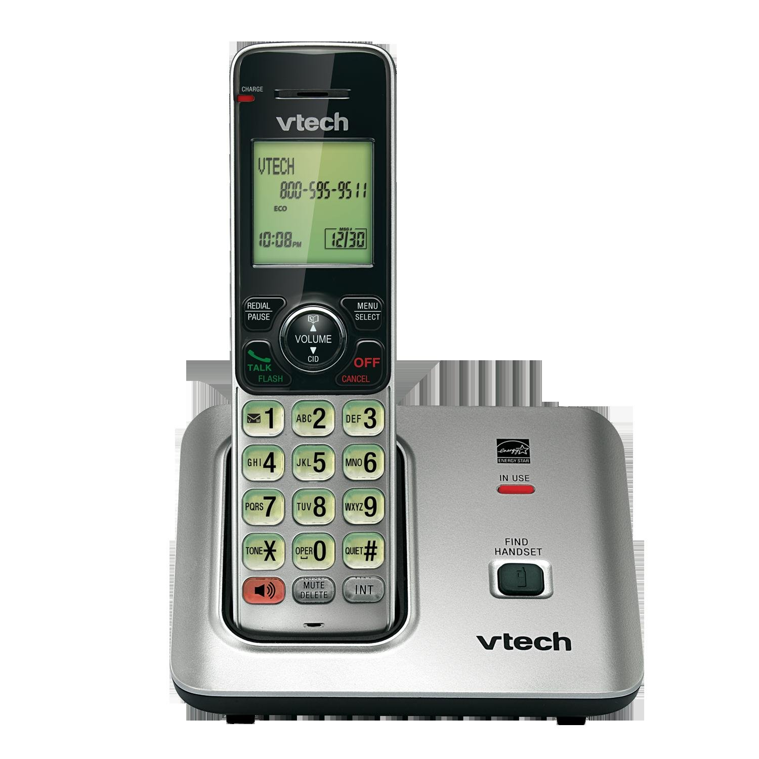 Vtech - Cordless with Caller ID