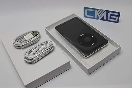 Ipod Classic 7 Generation 512 Gb Ssd Schwarz Video Mp3 Elektronik