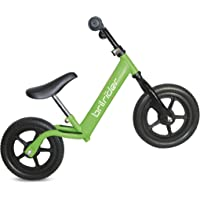 Brilrider AF Balance Bike - Bicycle. India's Favourite Balance Bikes! (Green)