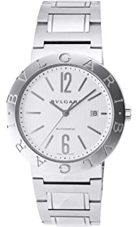 06936d5f4065 [ブルガリ]BVLGARI 腕時計 BB42WSSD AUTO ブルガリブルガリ ホワイト メンズ [並行輸入品]