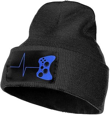 Gorra de Punto para Mujer 100% acrílico para Hombre, Heartbeat A ...
