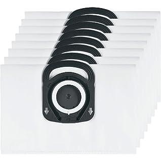 Nilfisk 78602600 Bolsas aspiradoras y prefiltros, Blanco, paquete con 5 unidades: Amazon.es: Hogar
