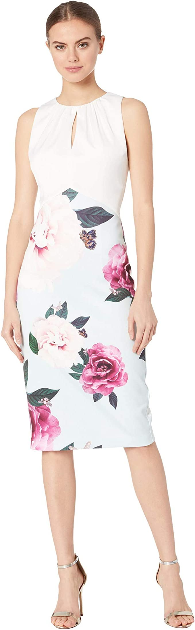 Ted Baker Womens Annile Bodycon Dress: Amazon.es: Ropa y accesorios