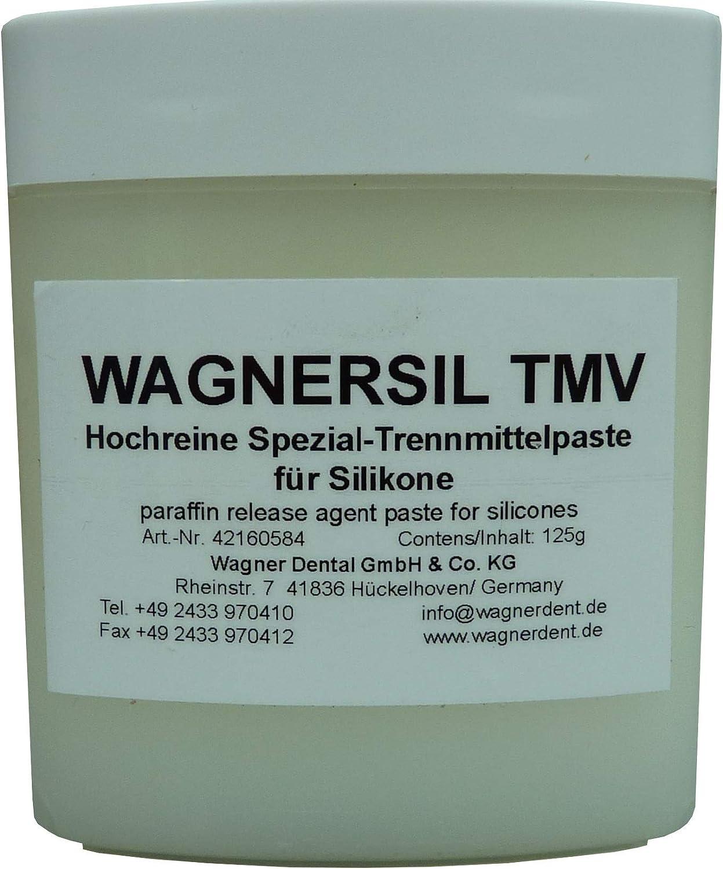 WAGNERSIL TMV 125 g Hochreine Trennmittelpaste Trennmittel f/ür Silikone