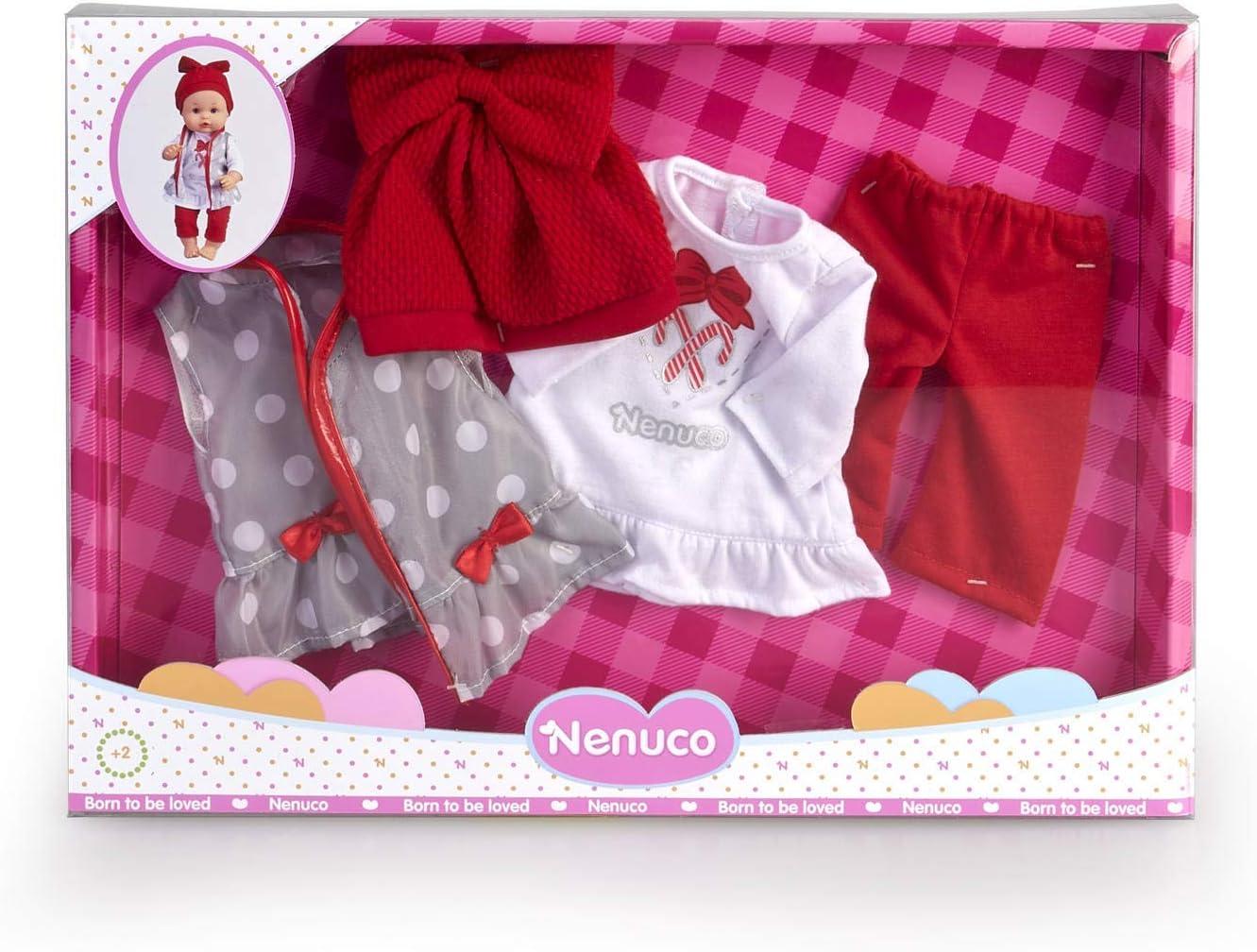 Nenuco - Pack de ropita Deluxe de Invierno (Famosa 700015382 ...
