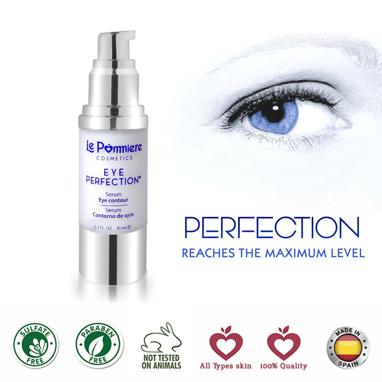 Hidratante de ojos Le Pommiere. Ideal para una piel suave y tersa.