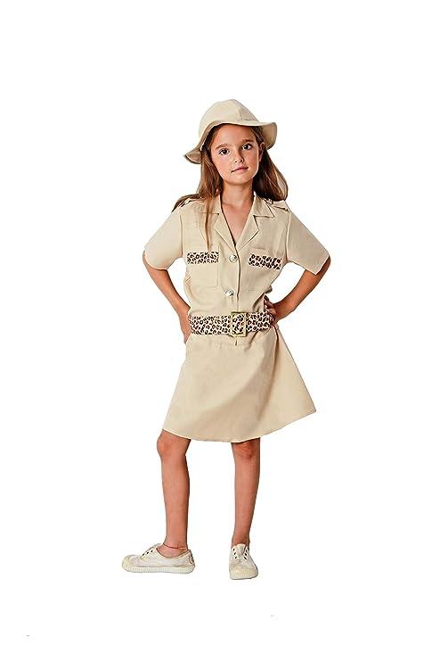Costumizate! Disfraz de Exploradora talla 5-6 especial para ...