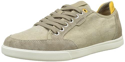 low priced df842 7e8b2 Geox Men's U WALEE A Sneakers, Sand/Sand, 40 EU/7 M US ...