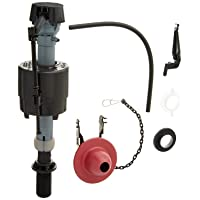 Deals on Fluidmaster Universal Toilet Fill Valve and Flapper Repair Kit