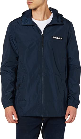 marca lección No de moda  Timberland Men's YCC Lightweight Parka, Blue (Dark Sapphire 433), X-Large  (Size:XL): Amazon.co.uk: Clothing