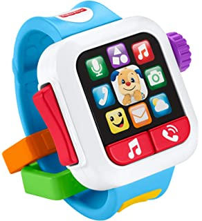Amazon.com: Fisher-Price Laugh & Learn Click & Learn Instant ...