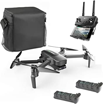 Opinión sobre HUBSAN Zino Pro GPS FPV Drone Plegable 4K Cámara 3 Ejes Cardán 4KM 23 Minutos App WiFi Control (Versión portátil)