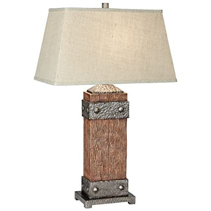 Pacific coast lighting rockledge table lamp amazon pacific coast lighting rockledge table lamp aloadofball Images