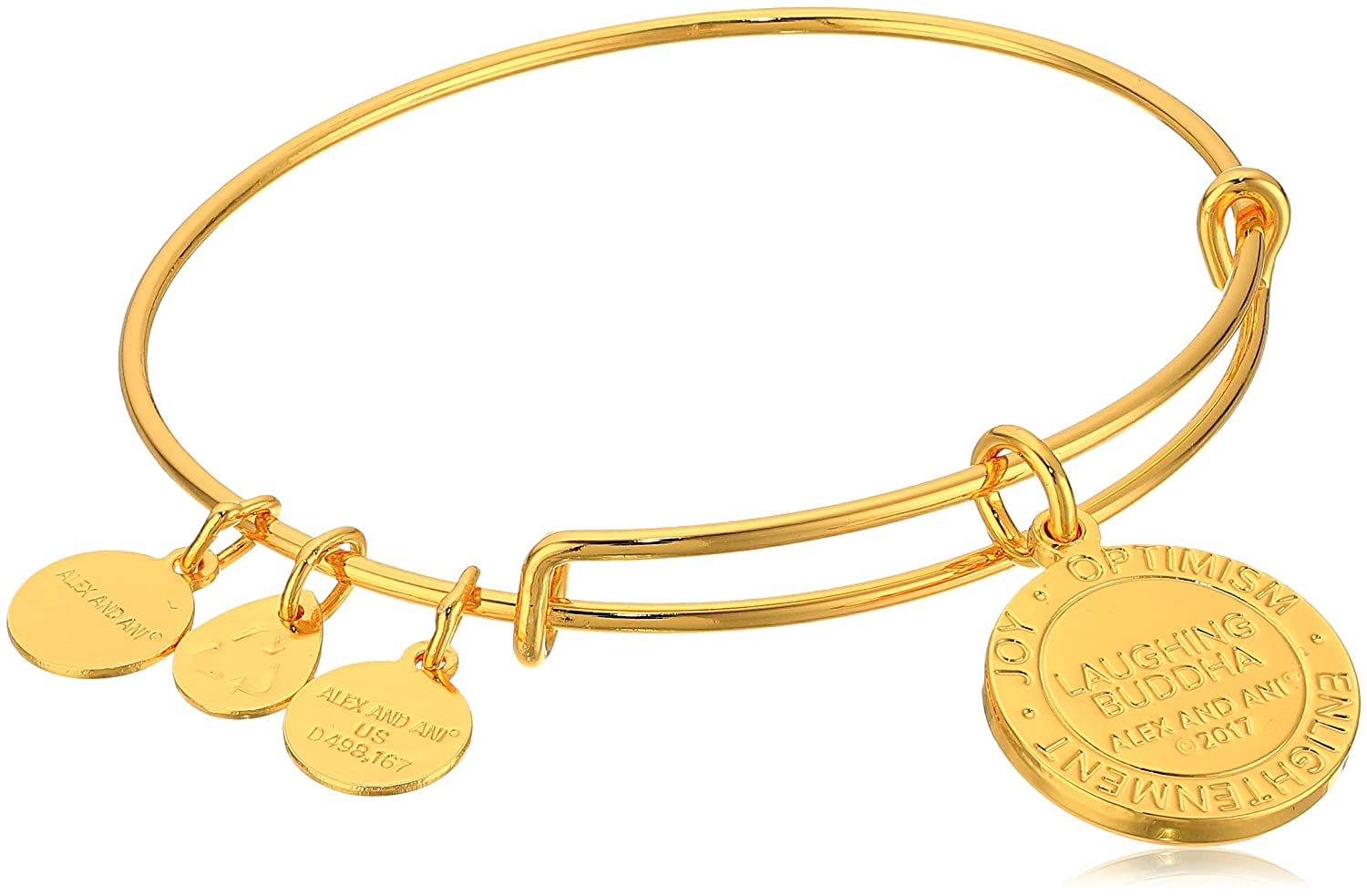 Alex Ani Saints Laughing Bracelet Image 3