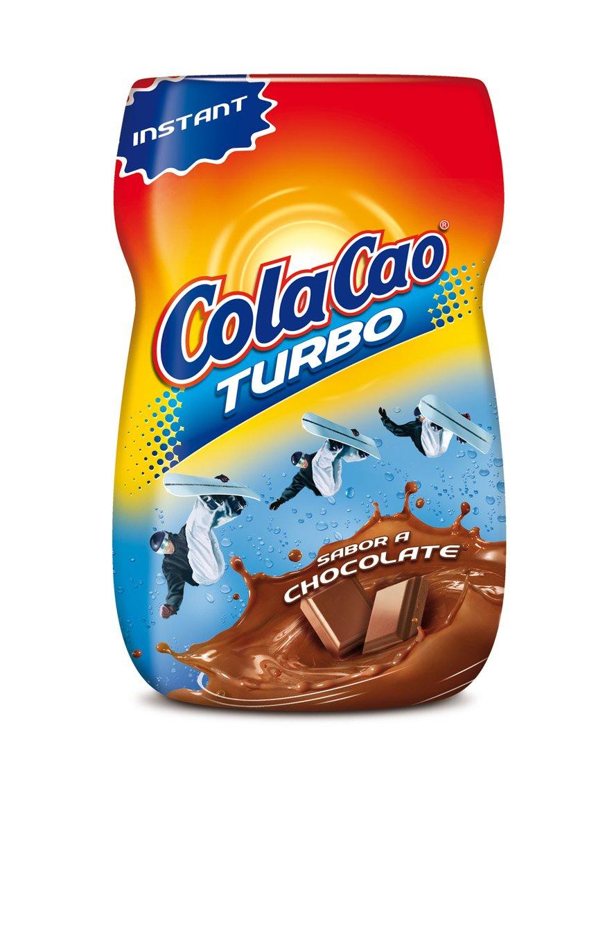 Colacao Turbo Bebida con Sabor a Chocolate 750g: Amazon.es: Alimentación y bebidas
