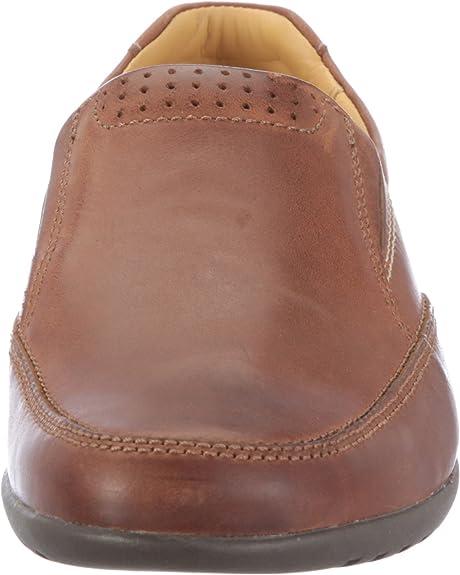 Chaussures de Ville Homme Clarks Recline Free