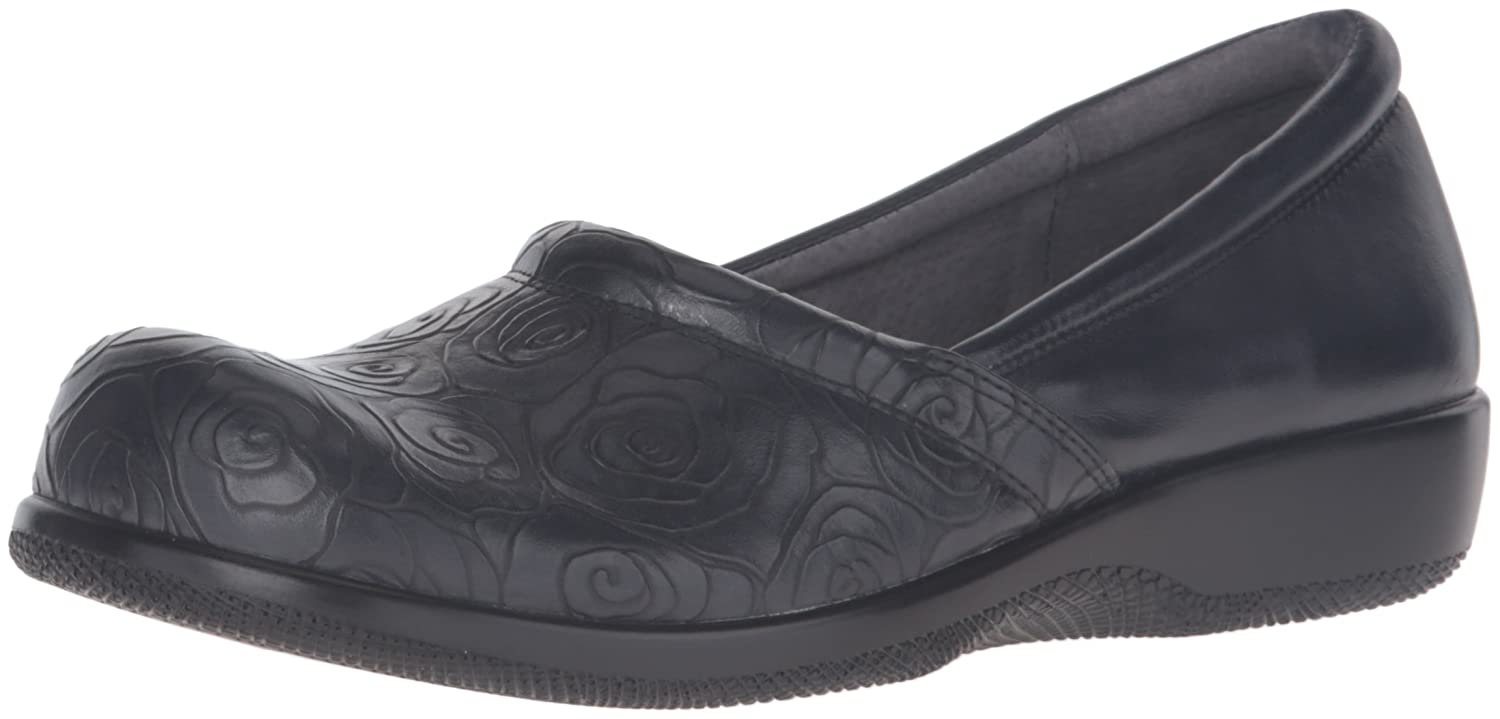 SoftWalk Women's Adora Flat B019P62066 6 N US|Navy