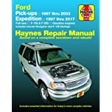 Ford pick-ups, Expedition & Lincoln Navigator covering 2WD & 4WD Gas F-150 (97-0