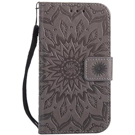 56 opinioni per HUANGTAOLI Custodia in Pelle Portafoglio Flip Case Cover per Samsung Galaxy S3