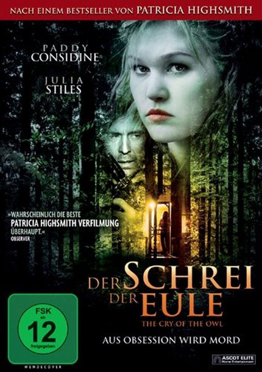 Cover: Der Schrei der Eule: aus Obsession wird Mord 1 DVD-Video (circa 96 min)