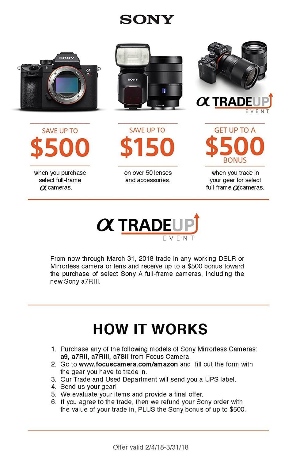 Sony Alpha A7riii Mirrorless Camera W Zeiss Batis 28 Working Of Digital Cameras 18 Wide Angle Lens Eligible For Trade In Program Photo