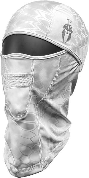 Lightweight Packable Comfortable White Balaclava [Kryptek] Picture