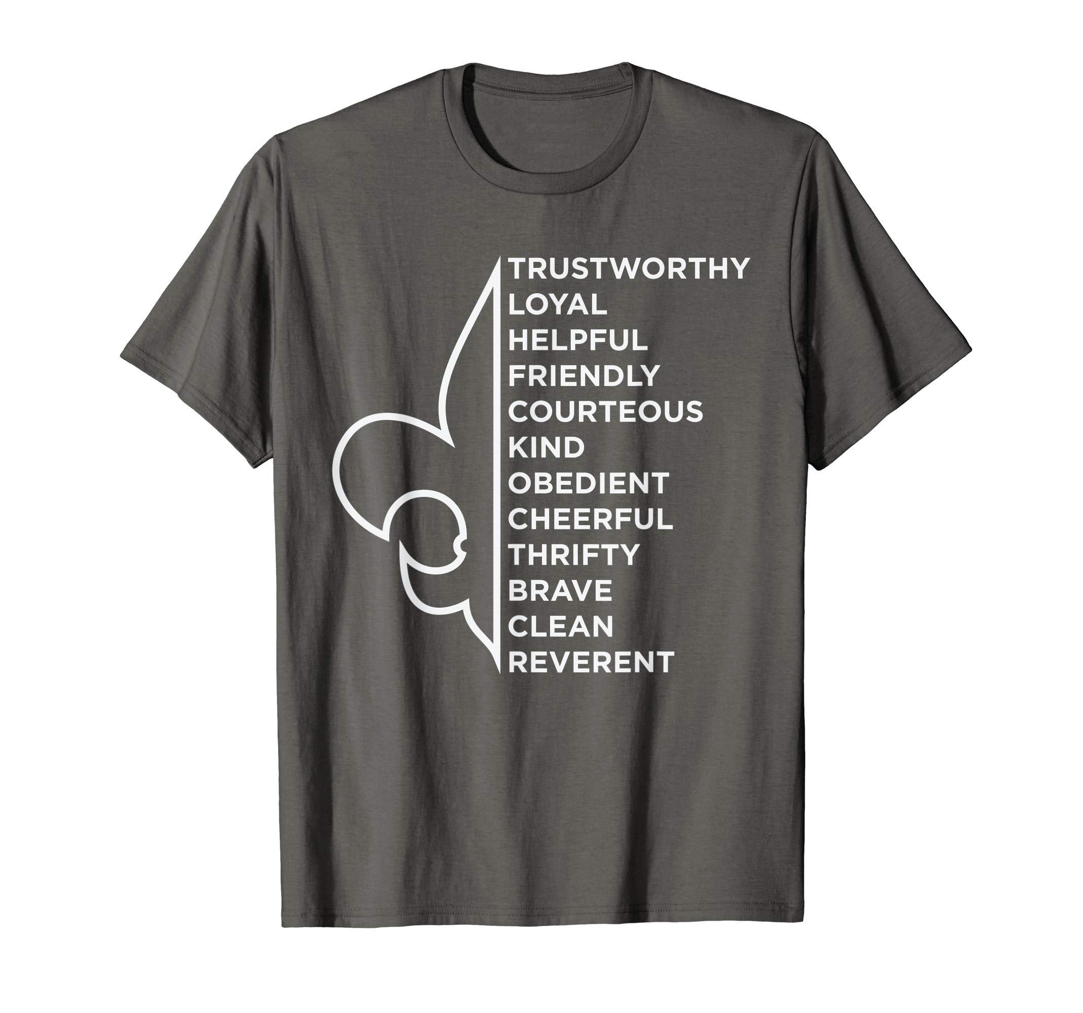 Scout Law | Scouting T-Shirt by 107 Scouting