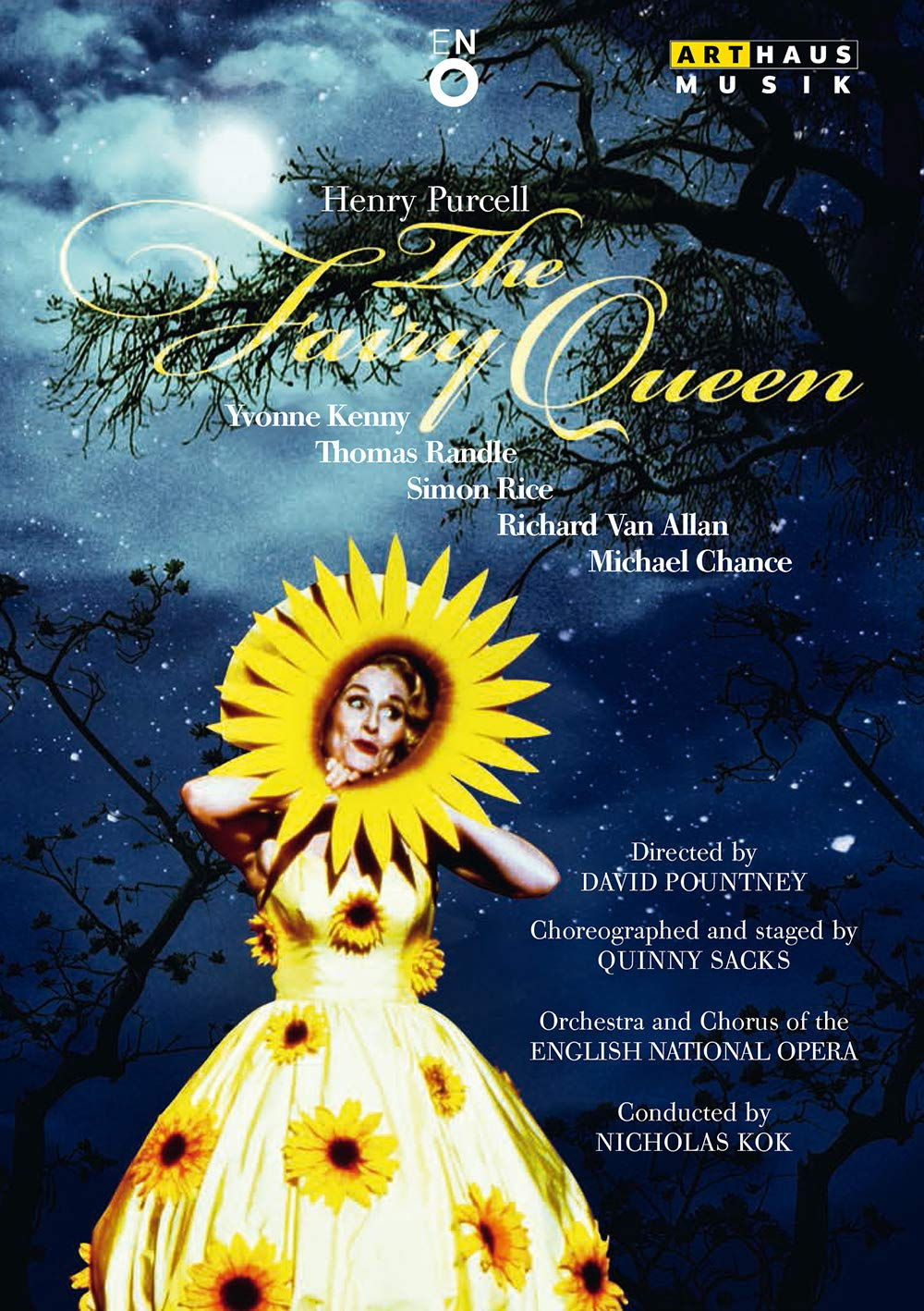 Amazon Com Henry Purcell The Fairy Queen Thomas Randle Yvonne
