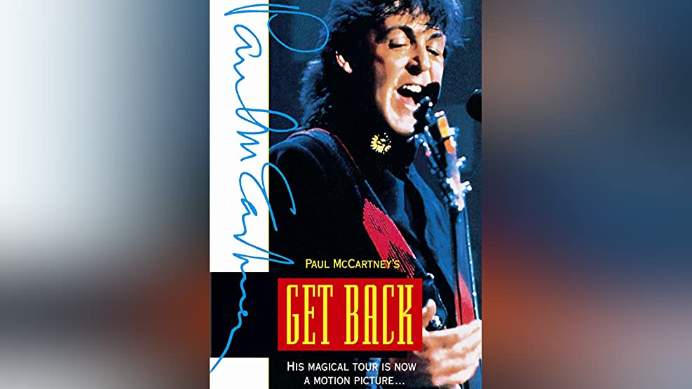 Paul McCartney: Get Back World Tour