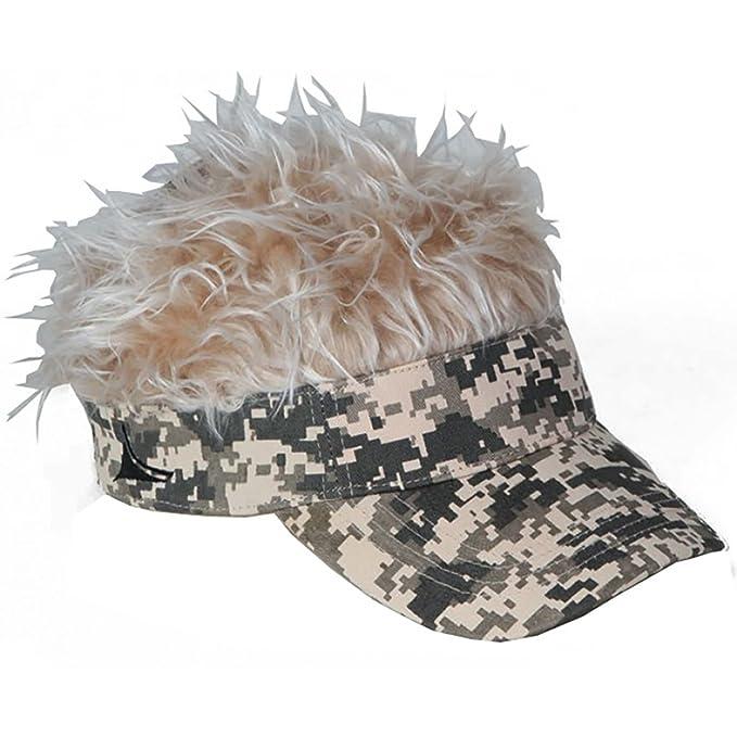 Amazon.com  Flair Hair Visor (One Size fits Most)  Clothing d1ae5b28c0a6