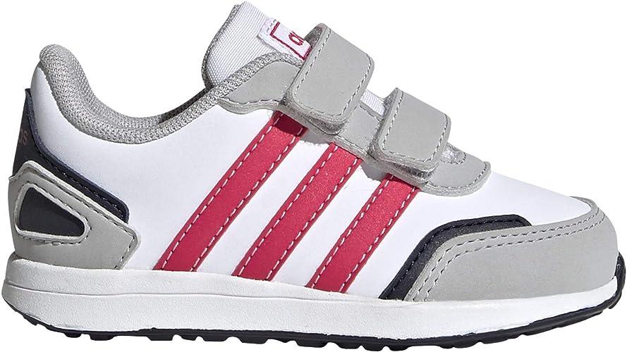 Kinderschuhe ADDIAS VS SWITCH 3 I Turnschuhe Sneaker Klettverschluss Gr 20-27
