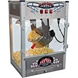 Funtime Palace Popper 16 OZ Commercial Bar Style Popcorn Popper Machine - FT1626PP