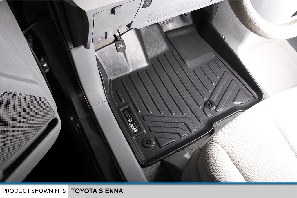 aygo mats toyota waterproof clips car on high rubber black tailored product quality travall