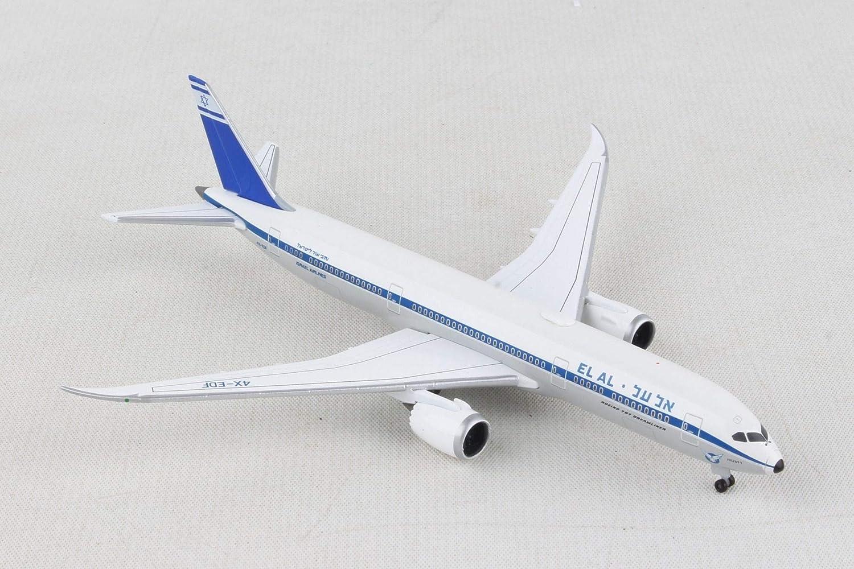 El Al-Boeing 787-9 1:200 skymarks skr908 Dreamliner b787 ELAL Israele Airlines