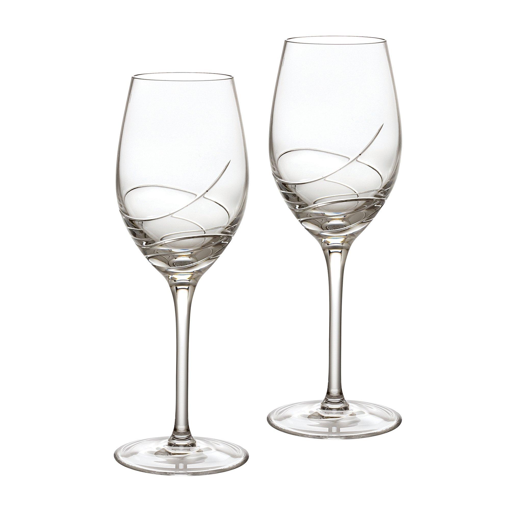 Waterford Ballet Ribbon Essence White Wine Pair