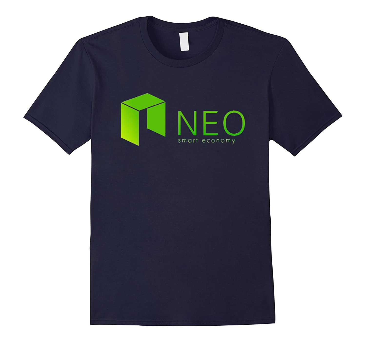 NEO Antshares ANS T-Shirt | China Blockchain Cryptocurrency-ah my shirt one gift