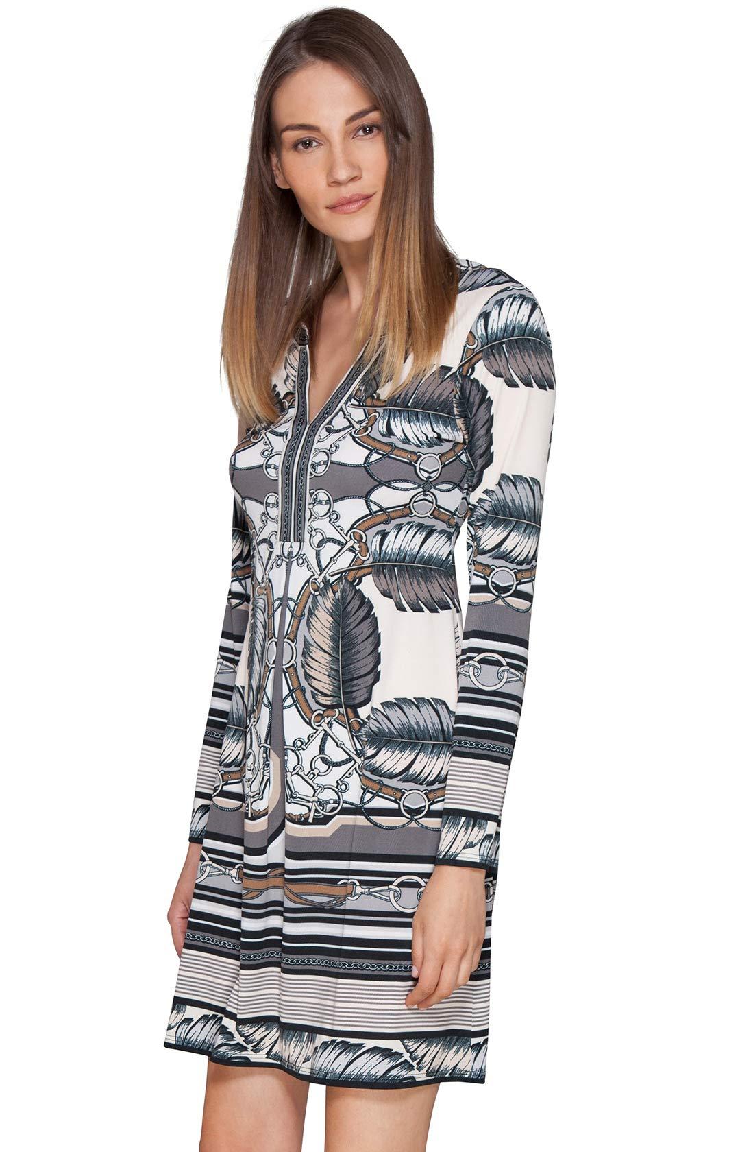 Hale Bob Magda Jersey Dress
