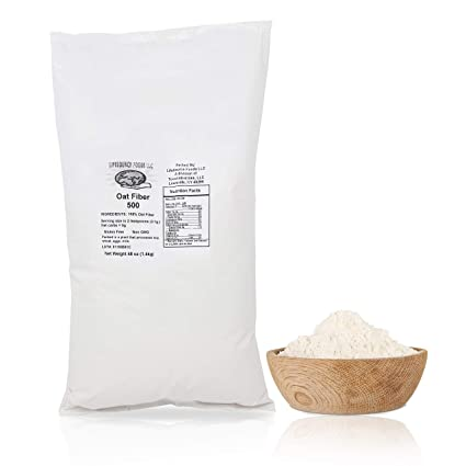 Lifesource Foods Fibra de avena 500: Amazon.com: Grocery ...