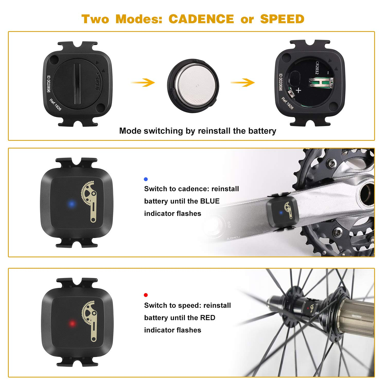 instrucciones sensor cadencia coospo