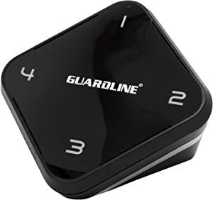 Extra Receiver for 1/4 Mile Long Range Driveway Alarm by Guardline