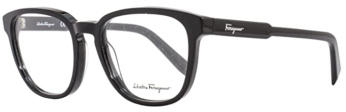 155a89ed62 Image Unavailable. Image not available for. Color  Eyeglasses FERRAGAMO  SF2752 001 BLACK