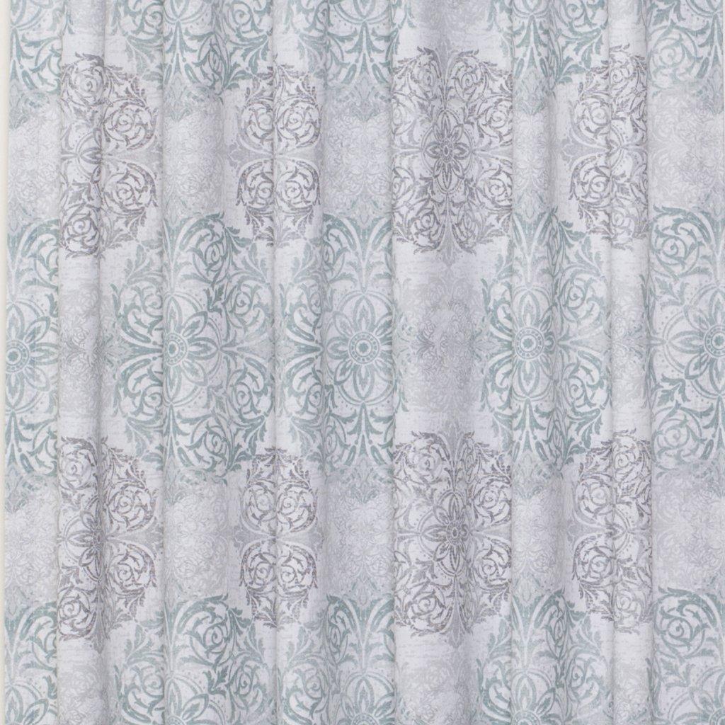 Vue 16819052095BLU Delora Back Tab Single Window Panel 95x52 Blue