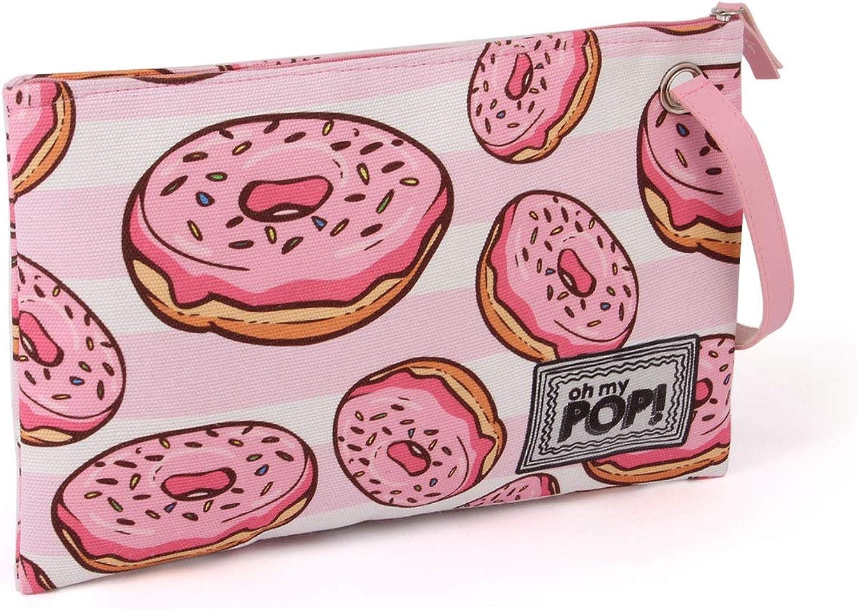 Oh My Pop! Yummy-Sunny Kulturtasche Bolsa de Aseo 30 Centimeters Multicolor (Multicolour)